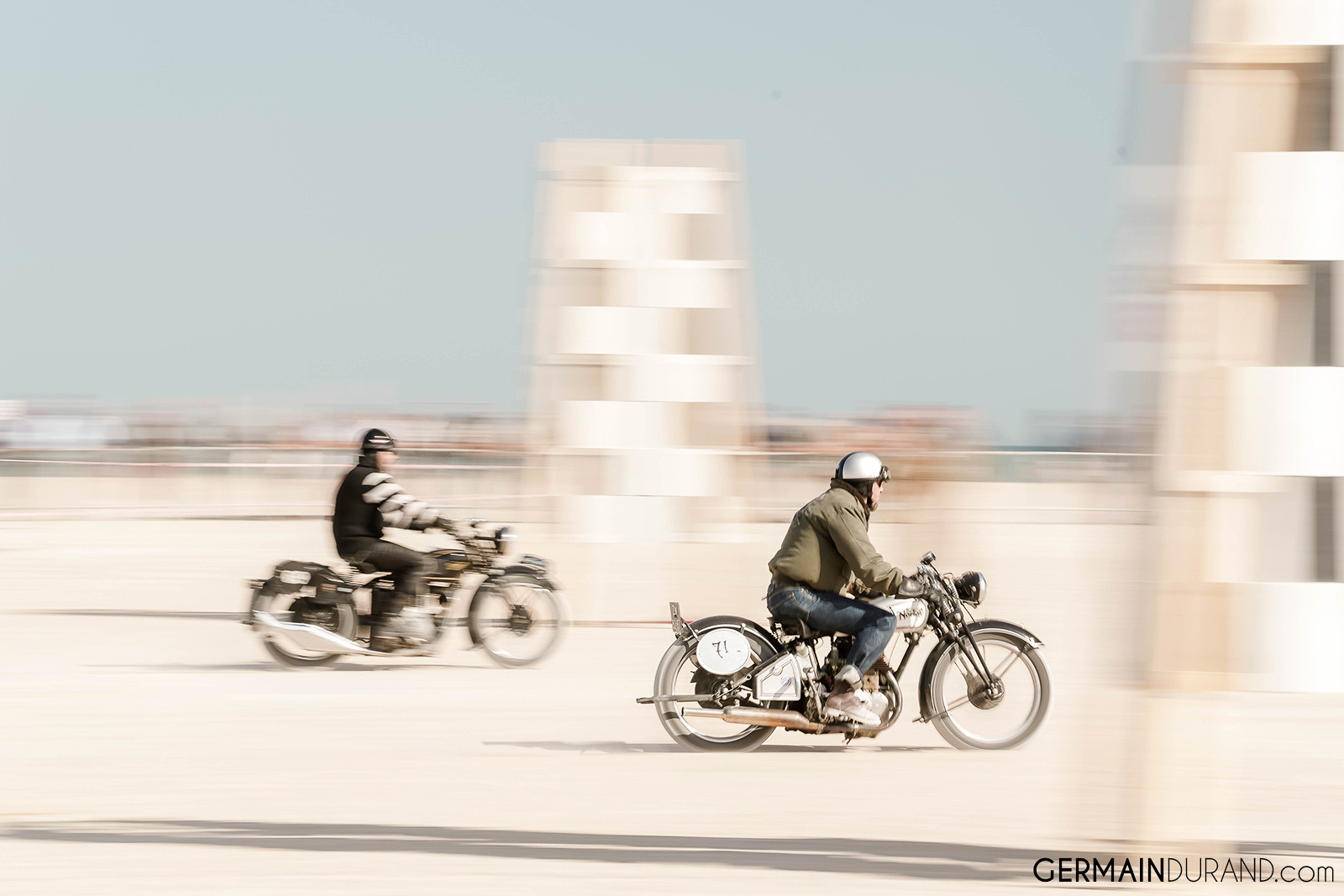 GD DSC09299 velocette arrivée