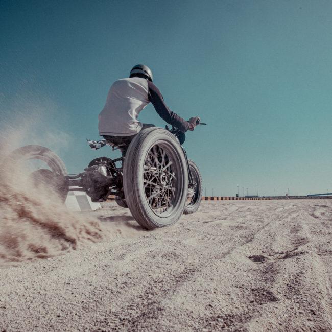 Normandy beach race 2019 BenRadatz70 trike
