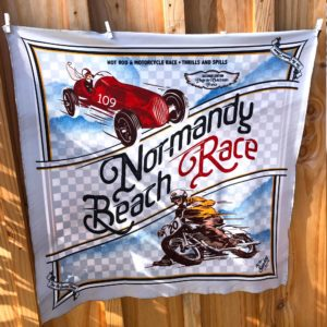 Foulard Normandy Beach Race 2020