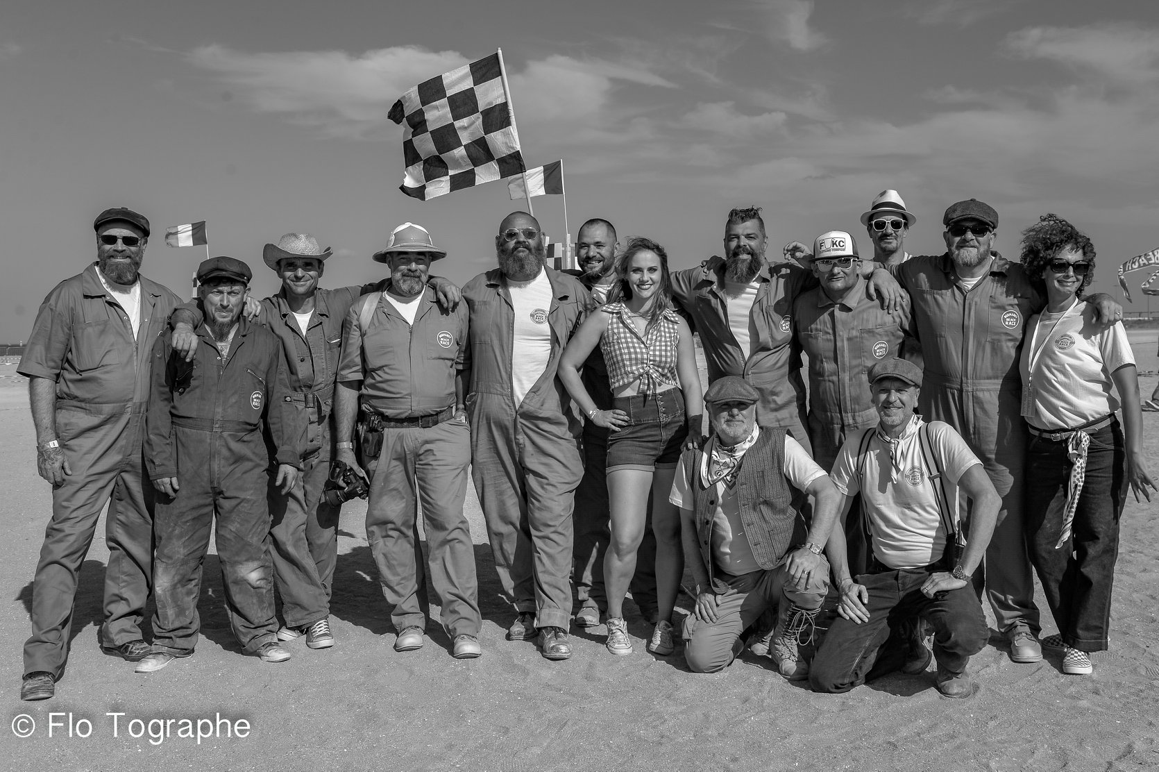 team normandy beach race