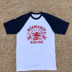T shirt sword beach 2021 Normandy Beach Race